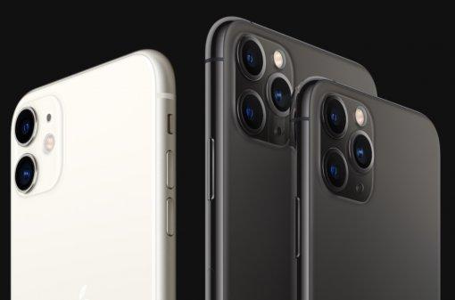 Появились обои для iPhone 11 иiPhone 11Pro. Ихуже можно скачать для других «айфонов»