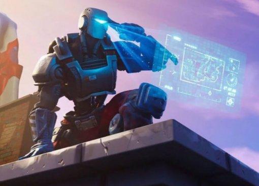 В Fortnite появятся боты