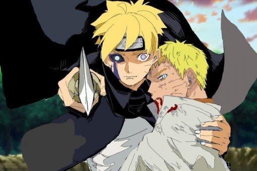 Кто предложил показать в аниме встречу Боруто и молодого Наруто?