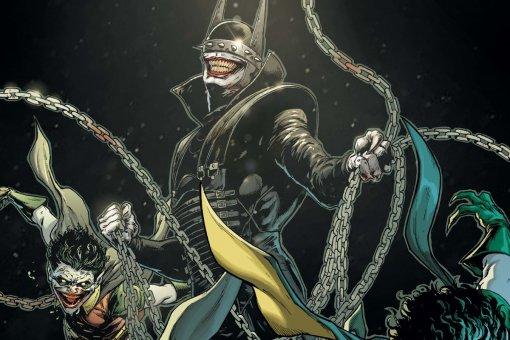 Группа Lumen выпустила песню ккомиксу про Бэтмена
