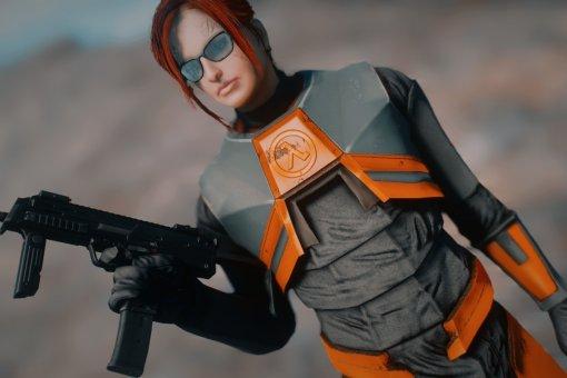 Новый мод для Fallout 4 позволит примерить костюм Гордона Фримена изHalf-Life