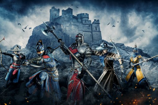 Предсезонное обновление Conqueror's Blade дало игрокам возможность выбирать новые виды оружия