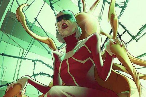 Sony готовит фильм про Мадам Паутину вовселенной «Человека-паука»