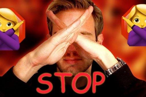 PewDiePie передумал жертвовать деньги благотворительной организации. Теперь онснова «нацист»