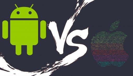 Кто популярнее вмире? iOS или Android? Новая детальная инфографика отвечает на извечный вопрос