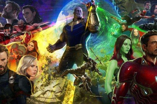 Всеть попал трейлер сборника всех фильмов Marvel «Сага Бесконечности»
