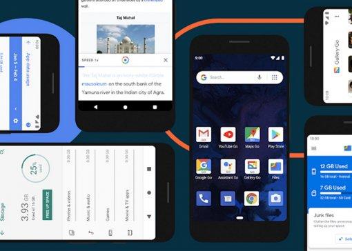 Google представила Android 10 GoEdition для бюджетных смартфонов [Обновлено]