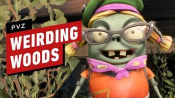 Смотрим 11 минут ураганного геймплея Plants vs. Zombies Battle for Neighborville Weirding