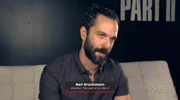 Факты о The Last of Us: Part 2 из интервью Нила Дракманна