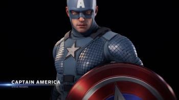Альтернативный костюм Капитана Америки из комиксов Secret Empire в игре Marvel's Avengers