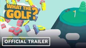 Трейлер головоломки What The Golf