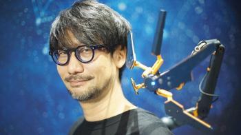 Хидео Кодзима готовится к своему следующему проекту и хочет стать крабом