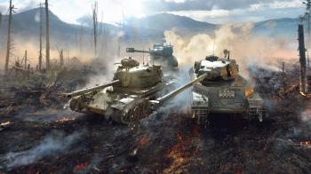 В World of Tanks Blitz дебютировала Сборная Европы