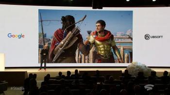 Ubisoft: облачный стриминг Stadia откроет новое поколение в развитии игр