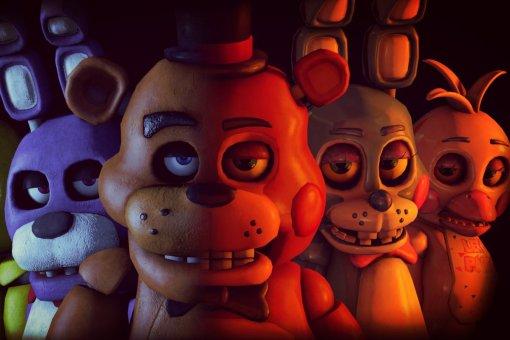 Анонсирована новая часть Five Nights atFreddy's. Аниматроники-убийцы будут прямо ввашем доме!