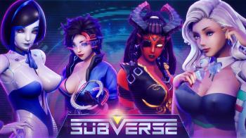 Первые скриншоты из бета-версии Subverse