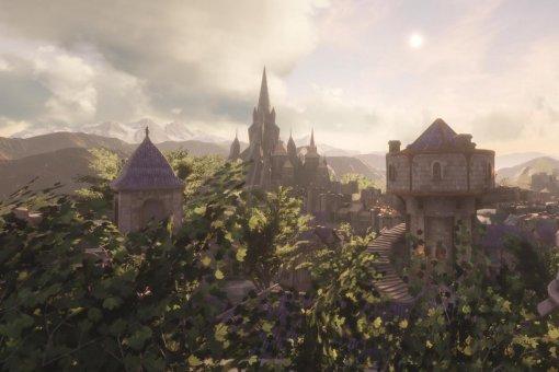 Воссозданный на Unreal Engine 4 Штормград из WoW выглядит превосходно