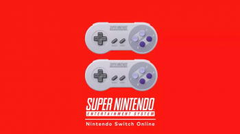 SNES-игры + контроллер анонсированы для Nintendo Switch Online
