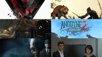 Шесть отличных игр, которые вы возможно пропустили в августе