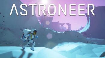 ASTRONEER Выходит на PS 4 в ноябре