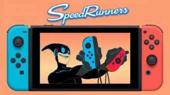 SpeedRunners Трейлер анонса на Nintendo Switch