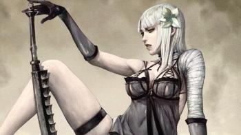 Моддер добавил Кайне из Nier в Bloodstained: Ritual of the Night