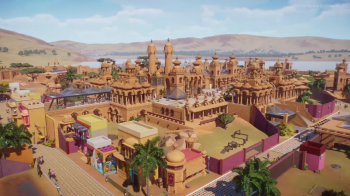 Почти 20 минут официального геймплея Planet Zoo