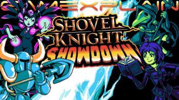 Геймплей Shovel Knight Showdown