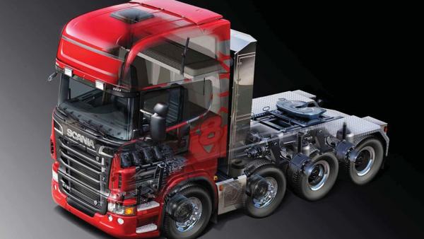 Как подобрать запчасти для европейских грузовиков и автобусов