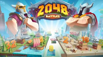 В Eshop можно бесплатно получить 2048 Battles