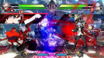 Новый трейлер BlazBlue: Cross Tag Battle