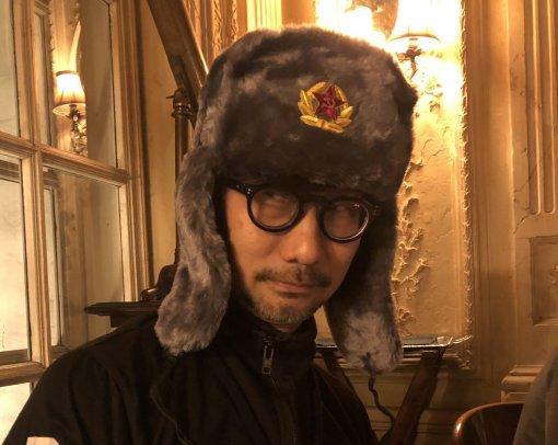 Как интернет отреагировал на интервью Хидео Кодзимы в «Вечернем Урганте»