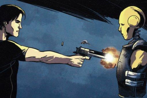 Режиссер «Заложницы» адаптирует комикс оборужейном гении для больших экранов