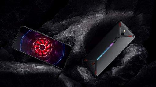 ВРоссии официально представлены игровые смартфоны Nubia Red Magic 3 иRed Magic 3s
