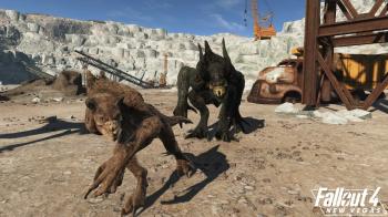 Новые скриншоты фанатского мода Fallout 4: New Vegas