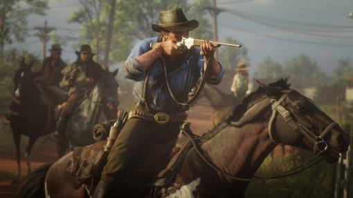 Объявлены системные требования Red Dead Redemption 2 на PC