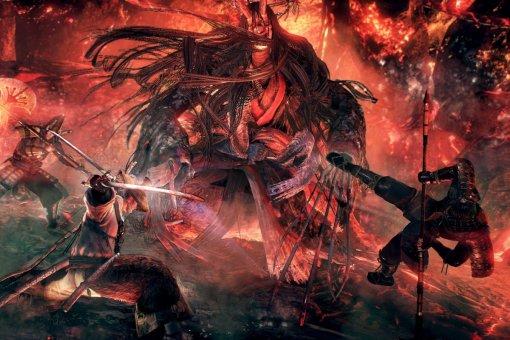 Вновом трейлере Nioh 2 раскрывается дата выхода игры