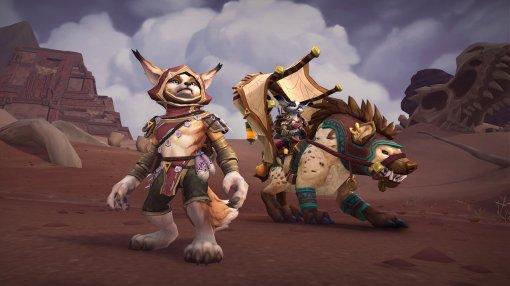 Вульперы из WoW: Battle for Azeroth танцуют как лисы в клипе Ylvis на песню What Does The Fox Say