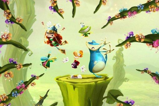 Ubisoft займется созданием мультфильмов посвоим популярным играм