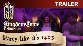 Трейлер Kingdom Come: Deliverance в честь поддержки модов