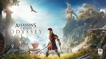 Assassin's Creed: Odyssey появилась в Epic Games Store