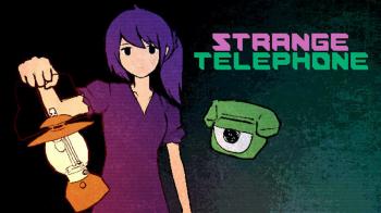 На Nintendo Switch анонсирована игра Strange Telephone