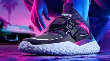 Эксклюзивные кроссовки PUMA в стиле Need for Speed: Heat