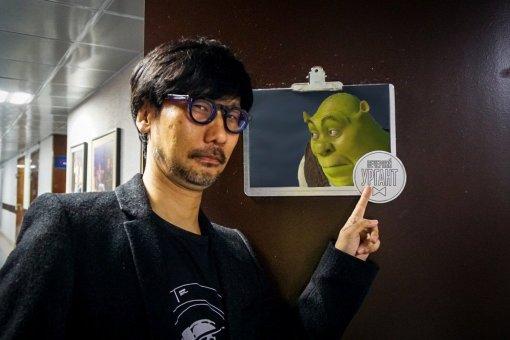 Хидео Кодзима винтервью VKLive рассказал про Рефна, Россию иигры как искусство