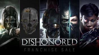 В Steam стартовала распродажа игр серии Dishonored