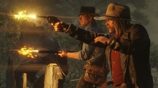 Rockstar официально анонсировала Red Dead Redemption 2 наПК