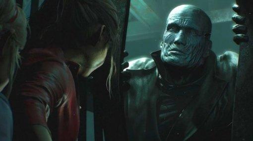 Игрок сделал из Тирана лилипута в ремейке Resident Evil 2. Теперь он не такой страшный!
