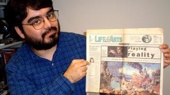 Раф Костер, дизайнер Ultima Online, открывает новую студию с начальным финансированием в размере 2,7 млн долларов