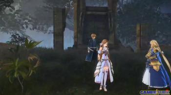 Новый геймплей Sword Art Online: Alicization Lycoris, главная героиня в котором - Асуна