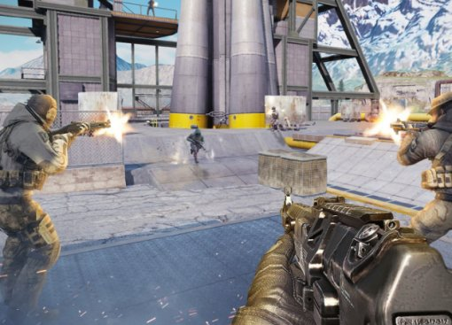 Лучшее оружие в Call of Duty: Mobile Battle Royale